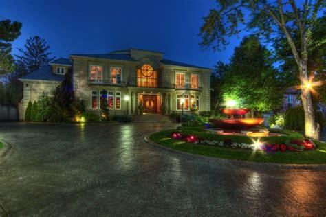 spectacular estate  thornhill ontario canada