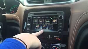 2016 Chevy Traverse Radio Explanation Indianapolis  In
