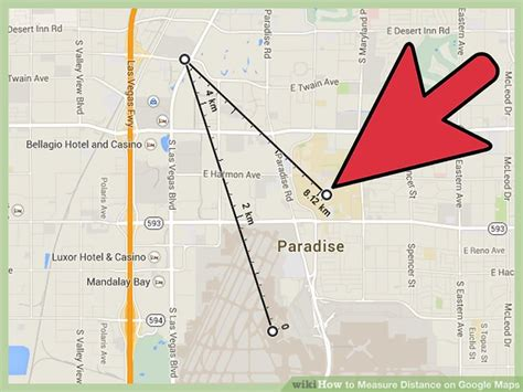 How To Measure Distance On Google Maps 13 Steps (with