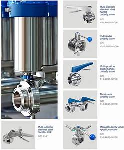 12 U0026 39  U0026 39  Manual Mixture Proof Butterfly Valves Stainless Steel