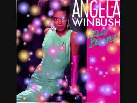 angela winbush sings  gerald levert funeral youtube