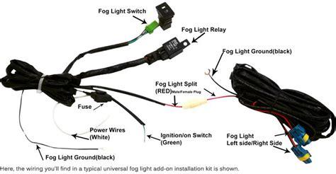 Winjet Fog Lights Installation Adjustment