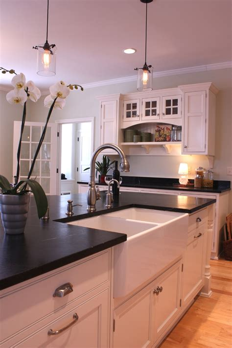 kitchen sink island 313 best images about farmhouse sink on