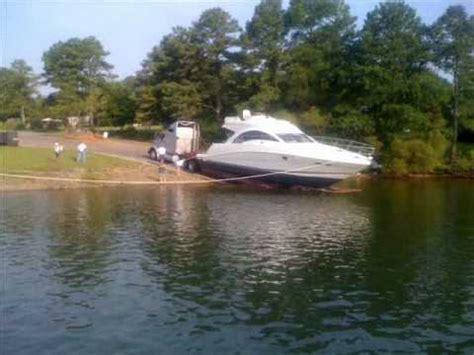 sea ray  sport yacht  allatoona lake youtube