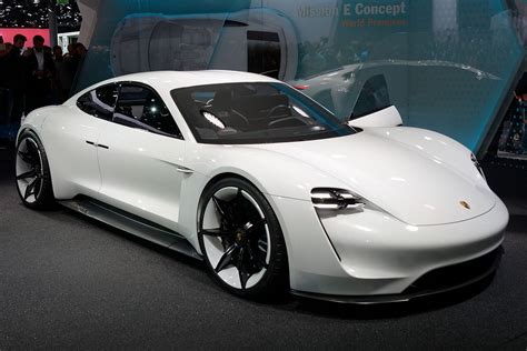 porsche electric mission e porsche mission e wikipedia