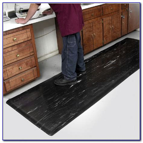 floor mats rubber backed commercial rubber kitchen floor mats flooring home