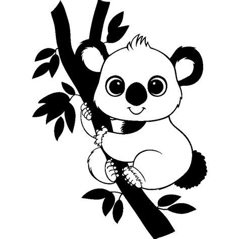 cuisine design allemande sticker bébé koala stickers animaux animaux de la jungle
