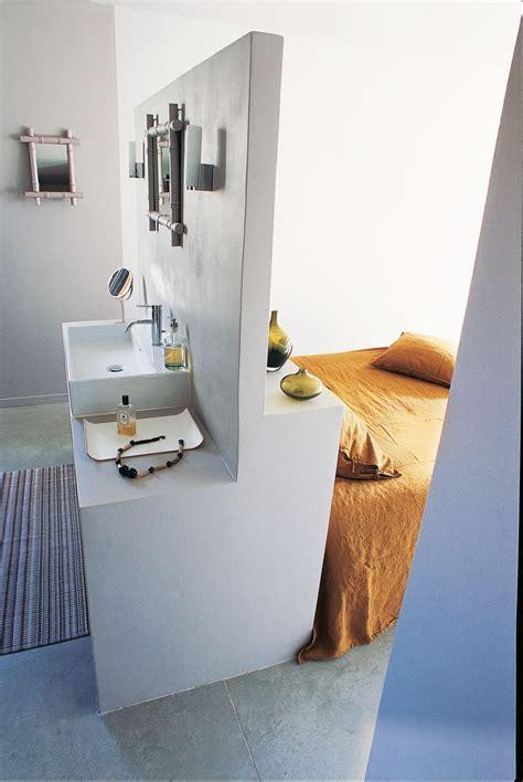salle de bain dans chambre amenager une salle de bain dans une chambre maison