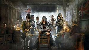 Assassin's Creed Syndicate - PS3 - Torrents Games