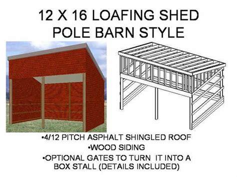 shed floor plan pole barn plans sds plans