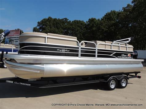 Sun Tracker Boats For Sale by Sun Tracker Barge 22 Dlx Boats For Sale Boats