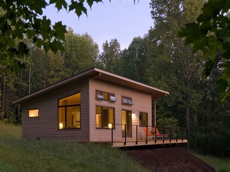 small modern cabin designs tiny modern cabin energy efficient cabin plans treesranchcom