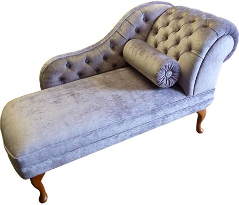 chaise cristal chaise longue leather fabric bespoke sizes a1