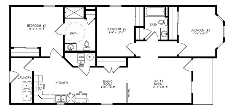 different house plans 3 bedroom house floor plans pdf home mansion