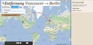 Entfernung Berechnen Luftlinie : 4960 miles berlin vancouver denver wie der blog zu seinem namen kam ~ Themetempest.com Abrechnung