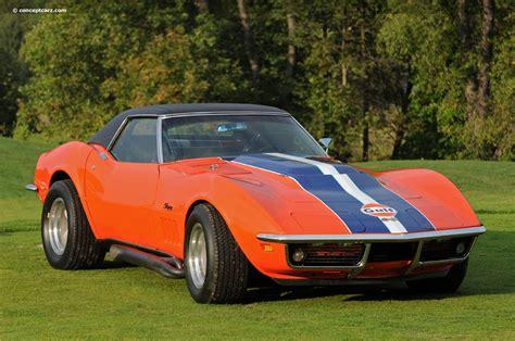1969 Chevrolet Corvette C3 Conceptcarzcom