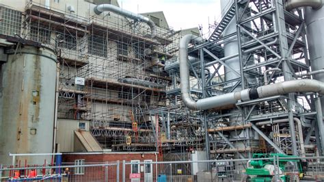 cuisine industrie food industry scaffolding ideal scaffolding