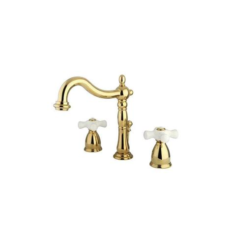 kingston brass faucets made in usa faucet kb1972px in polished brass by kingston brass