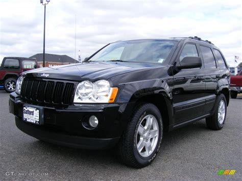 cherokee jeep 2006 2006 black jeep grand cherokee laredo 37585044 gtcarlot