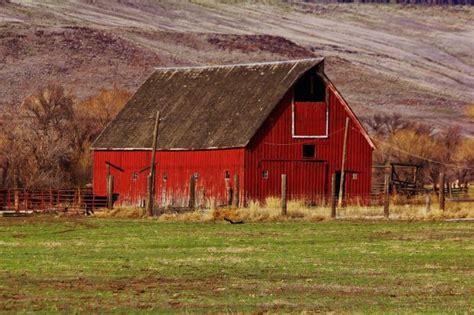Barns Of Southern Idaho