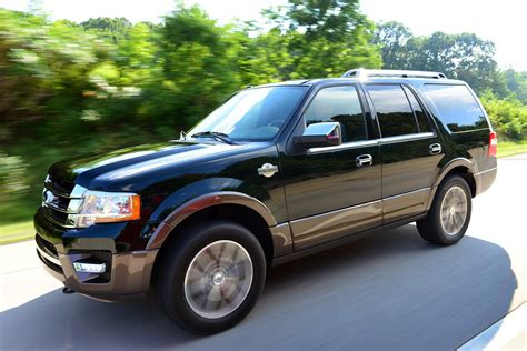 ford expedition king ranch 2015 ford expedition king ranch el motor trend