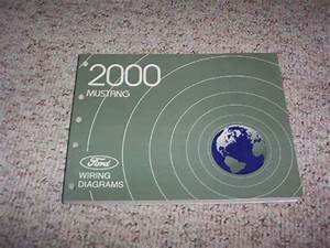 2000 Ford Mustang Electrical Wiring Diagram Manual