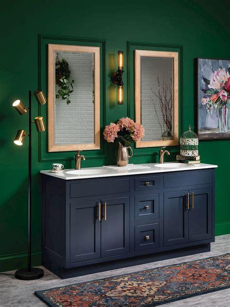 alden inset birch cobalt bertch cabinets    usa