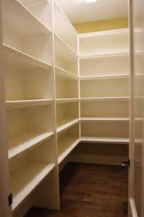 Walk In Linen Closet Design by Simple Walk In Pantry Shelving A Interior Design