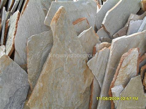 flagstone slabs price flagstone slabs p014 21120 kingway stone china manufacturer other stones slate marble
