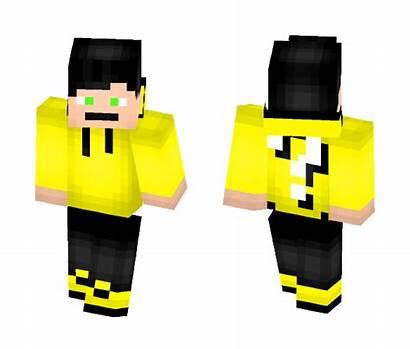 Block Lucky Minecraft Skin Skins Superminecraftskins