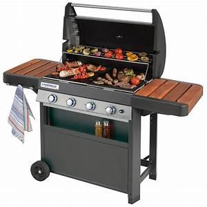 Barbecue Pas Cher Carrefour : barbecue gaz en fonte 4 series classic wld campingaz ~ Dailycaller-alerts.com Idées de Décoration
