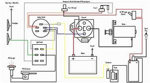 John Deere Tractor Ignition Switch Wiring Diagram