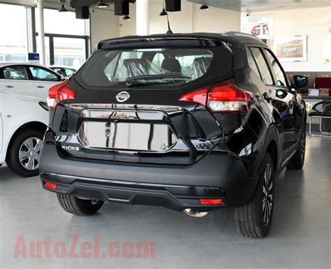 Nissan Kicks (brand New- Type 2 Option), V4- 2018- Black