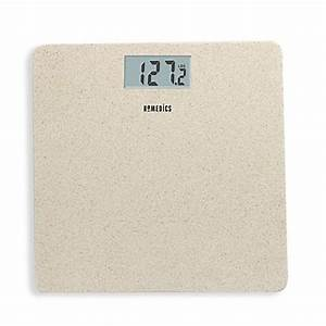 Homedicsr solcomtm composite digital bathroom scale bed for Bathroom scales at bed bath and beyond