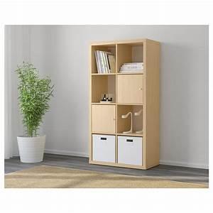 Ikea Kallax Zubehör : ikea kallax 8 cube storage bookcase rectangle shelving unit various colours ebay ~ Frokenaadalensverden.com Haus und Dekorationen