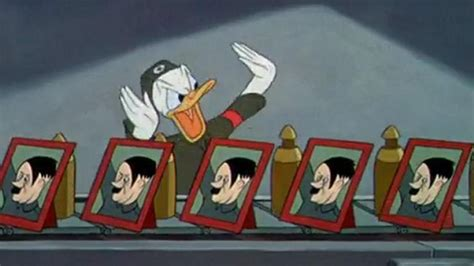 Cartoons & Movies During Wwii