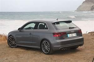 Audi S3 La Centrale : essai vid o de l 39 audi s3 3eme g n ration par caradisiac dark cars wallpapers ~ Gottalentnigeria.com Avis de Voitures