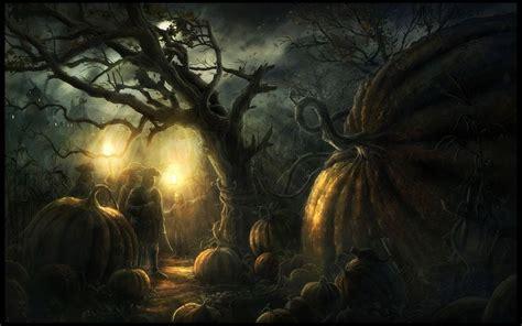Best Halloween Wallpapers  Wallpaper Cave
