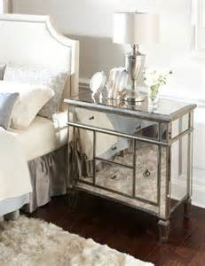 amelie mirrored nightstand on sale for the home pinterest mesas mirrored nightstand and tvs
