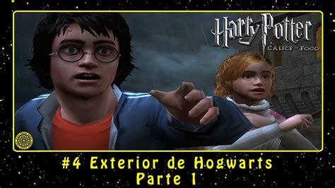 Em seu 4º ano na escola de magia e bruxaria de hogwards, harry potter (daniel radcliffe) é misteriosamente selecionado para participar do torneio tribruxo, uma competição internacional em que precisará enfrentar alunos mais velhos e experientes de hogwards e também de outras escolas. Harry Potter e o Cálice de Fogo (PC) #4 Exterior de Hogwarts - Parte 1   PT-BR - YouTube