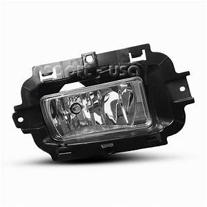 For 2014 2015 Chevy Silverado 1500 Bumper Fog Lights Lamps