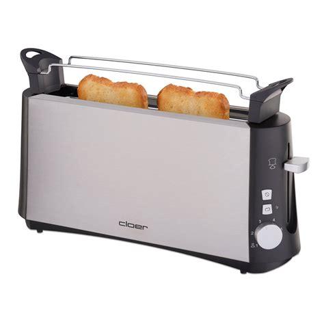 Cloer Toaster by Cloer Toaster 3810 Edelstahl Matt W 228 Rmeisoliertes Geh 228 Use