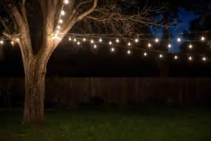 domestic fashionista industrial vintage backyard lighting