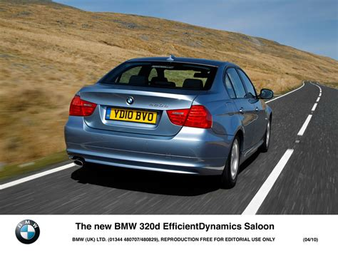 New Photos Bmw 320d Efficientdynamics Edition