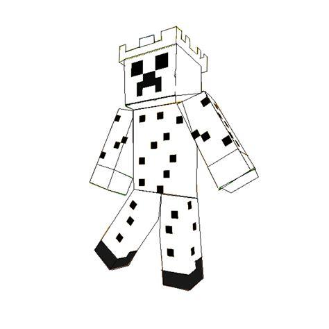 Minecraft Szinezők :: Fireboy10's maked HD skins