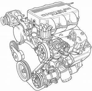 3 Liter V6 Engine