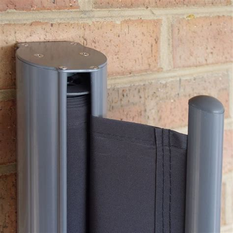 find pillar products    retractable patio screen charcoal  bunnings warehouse visit