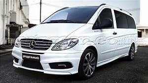 Mercedes Benz Vito : mercedes benz vito w639 custom front bumper front bumper with day viano pinterest ~ Medecine-chirurgie-esthetiques.com Avis de Voitures