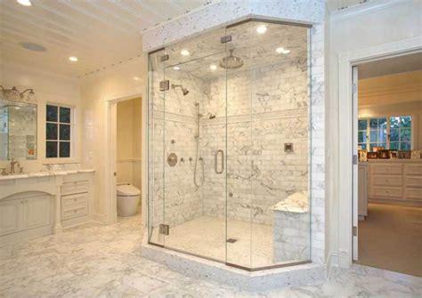 Master Bathroom Tile Designs master bathroom with marble shower tile patterns