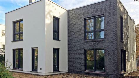 Moderne Häuser Mit Klinker by Flachdach Haus Cubatur 155 Moderne H 228 User Bauen Roth
